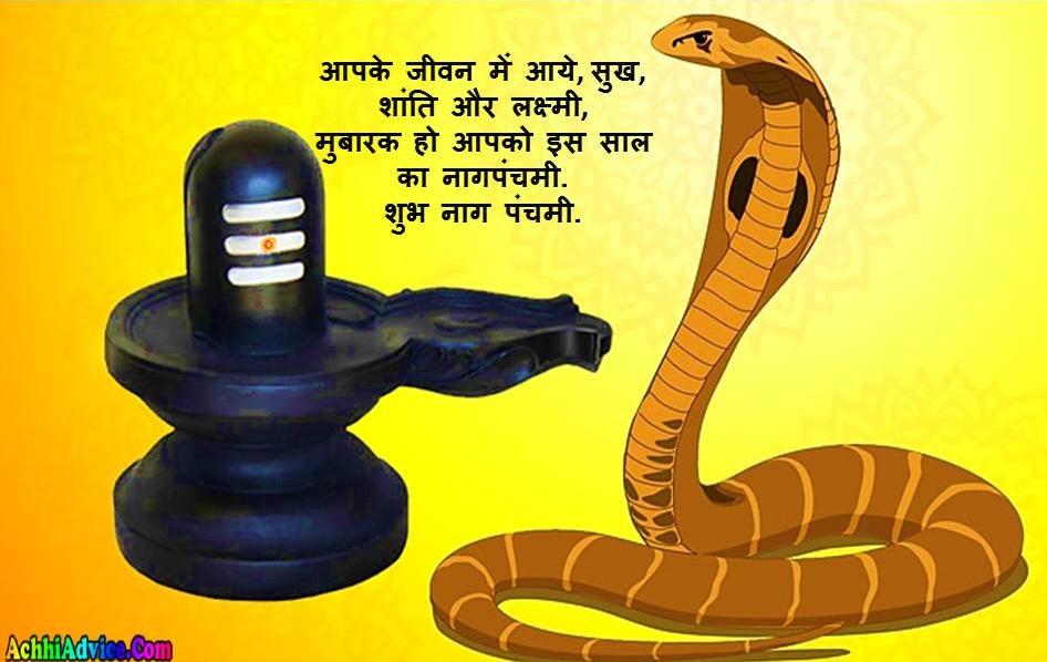 Happy Nag Panchami Status for Facebook Whatsapp in Hindi
