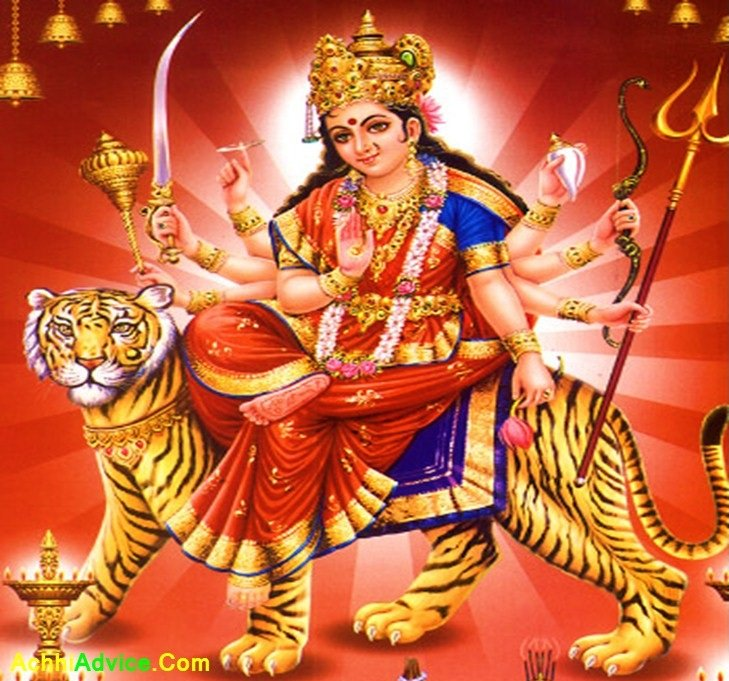 Good Morning Images with Happy Navratri