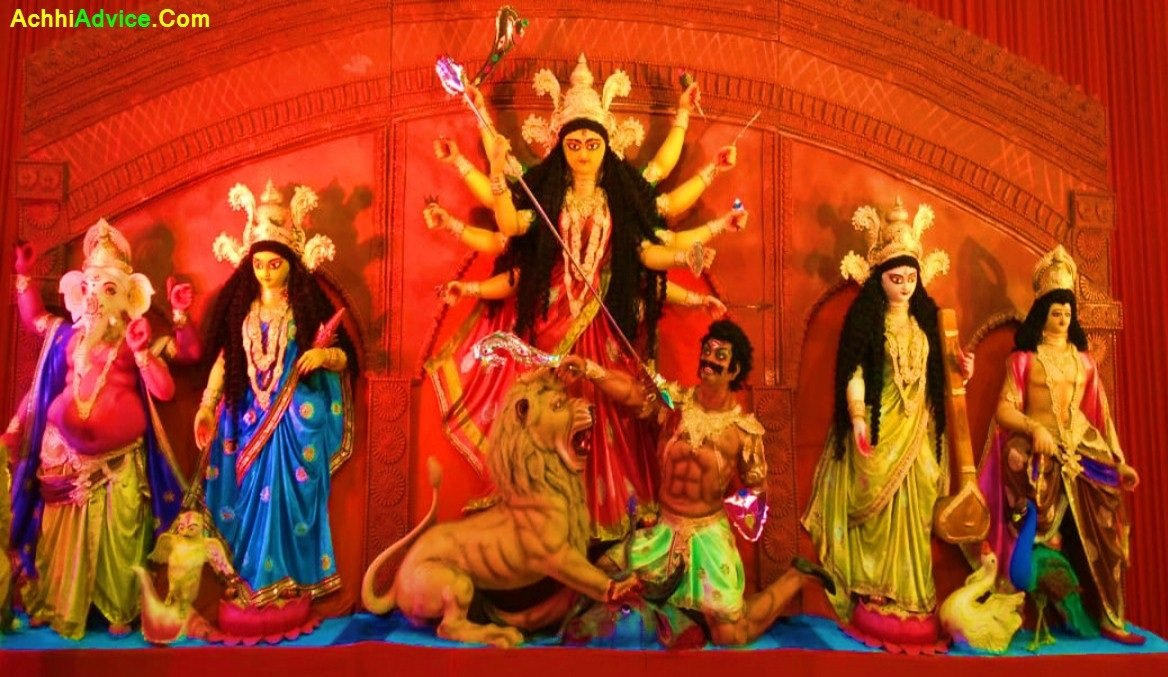 Happy Navratri to U and Your Family Images Photo HD Wallpaper Picture Download