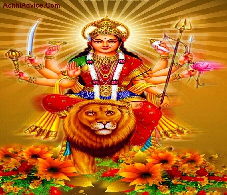 Wishes Images for Happy Navratri Durga Pooja
